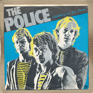 "7"" Single, The Police, Walking On The Moon - Disco, Pop"