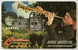 Andre Woodvine: 125CBDC