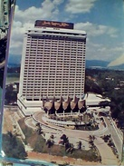 MALAYSIA-KUALA LUMPUR-HOTEL HILTON N1975 FV9040 - Malesia