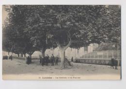 LOURDES  - Les Robinets Et Les Piscines - Animée - Lourdes