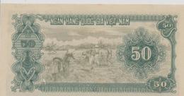 VIETNAM  P. 61a 50 D 1951 AUNC - Vietnam