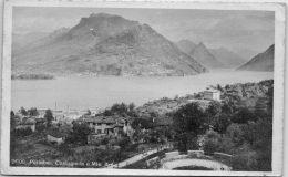 SUISSE - Paradiso Castagnola E Mte Bré - Suisse