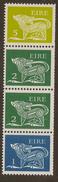 IRELAND 1971 Booklet Strip SG 340+ UNHM #XS463 - Ongebruikt