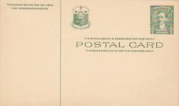 Philippines 2 Centavos Postal Card - Philippines