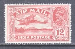 INDIA C 6   * - Airmail