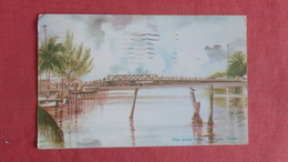 Pine Island Bridge Matlacha Florida ----     Ref 2430 - United States