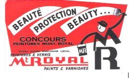 Peintures & Vernis Mt Royal Paints & Varnishes Concours Peintures Mont-Royal - Paints