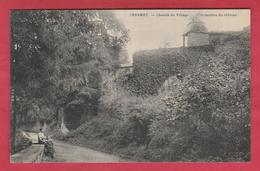 Jenneret - Chemin Du Village Et Jardins Du Château ( Voir Verso ) - Durbuy