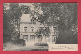 Roucourt - Habitation De Mme Vve Bataille ( Voir Verso ) - Péruwelz