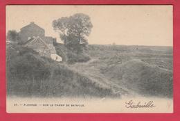 Fleurus - Sur Le Champ De Bataille - 1905 ( Voir Verso ) - Fleurus