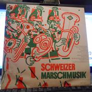 VINYLE 33 T 1/3 SCHWEIZER MARSCHMUSIK Musique Allemande - Vinyl Records