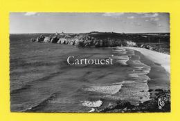 CPSM 29 Camaret La Plage Du Toulinguet - Camaret-sur-Mer