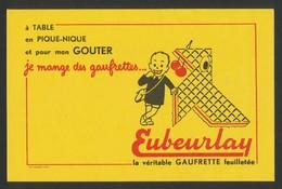 Buvard -  Gaufrette EUBEURLAY - Blotters