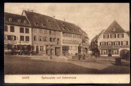 BARR 67 - Rathausplatz Und Sulzerstrasse - Barr