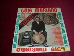LUIS  MARIANO   MUSIC  MELODIES  SUD AMERICAINE - Vinyl Records