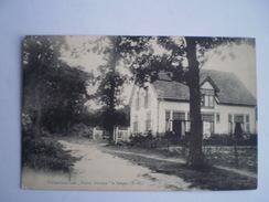Bergen (NH) Vinkenbaan Met Huize Johanna 19?? Uitg. Berger BH - Nederland