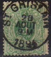 45 St Ghislain - 1869-1888 León Acostado