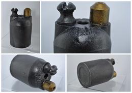Reproduction De Grenade Défensive VB - Fonte - Militaria