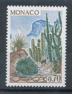 Monaco N°1214** Les Jardins Exotiques - Nuevos