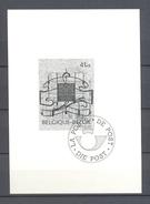 GCA 2 MUSEUM HORTA  ZWART WIT VELLETJE 1997 2684ZW - Foglietti Bianchi & Neri