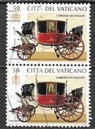 Timbres - Europe - Vatican - 1997 - 2 X 50.  - - Vatican