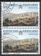 Timbres - Europe - Vatican - 1999 - 2 X 200. - Betlemme - - Vatican