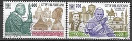 Timbres - Europe - Vatican - 1994 - N° 990 Et 991 - - Vatican