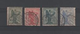 1921 Vittoria Serie Cpl US - 1900-44 Vittorio Emanuele III