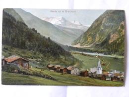 SUISSE - Randa Et Le Breithorn - VS Valais