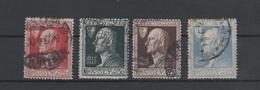 1927 Volta Serie Cpl US - 1900-44 Vittorio Emanuele III