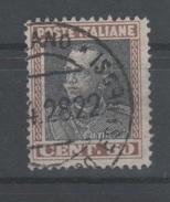 1927 50 C. Parmeggiani US - 1900-44 Vittorio Emanuele III