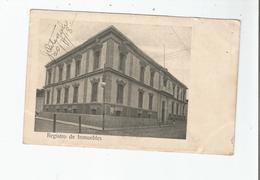 GUATEMALA REGISTRO DE IMMUEBLES 1918 - Guatemala