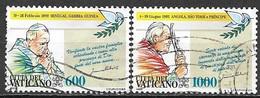 Timbres - Europe - Vatican - 1993 - N° 993 Et 994 - - Vatican