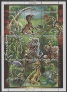 Togo 1997 Dinosaures Dinosaurs - Prehistory