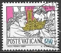 Timbres - Europe - Vatican - 1984 - 550. - - Vaticano (Ciudad Del)
