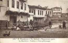 LA MACEDOINE - Vodéna, Coin Pittoresque. - Macédoine