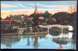 1939  LA BIRMANIA PITTORESCA NEI DINTORNI DI RANGOON - Myanmar (Burma)