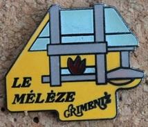 RESTAURANT LE MELEZE GRIMENTZ - SUISSE - CHEMINEE   -     (13) - Food