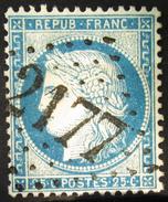 FRANCE - GC 2177 - MALAUCENE - VAUCLUSE - Marcophilie (Timbres Détachés)