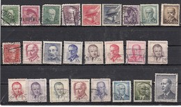 Tchecoslovaquie  Lot De 25 Timbres  Différents - Collections, Lots & Series