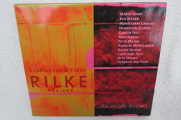 """CD """"Schönherz & Fleer"""" Bis An Alle Sterne, Rilke Projekt - Música & Instrumentos"""