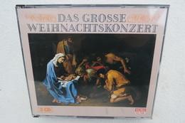 """3 CDs """"Das Grosse Weihnachtskonzert"""" - Weihnachtslieder"""