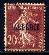ALGERIE - 13° - TYPE SEMEUSE - Gebraucht