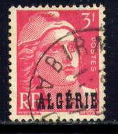 ALGERIE - 238° - MARIANNE DE GANDON - Algérie (1924-1962)