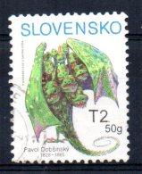 Slovakia - 2008 - 180th Birth Anniversary Of Pavol Dobrinsky - Used - Used Stamps