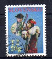 Slovakia - 2008 - Easter - Used - Slovaquie