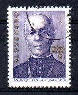 Slovakia - 2014 - Andrej Hlinka - Used - Slovaquie