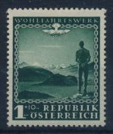 **Österreich Austria 1945 ANK 737 Mi 720 (1) Repatriate Heimkehrer MNH - 1945-60 Neufs
