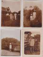 Photo - CONGO - 1929-30 - LUKULA - Une Famille Belge . A - Africa