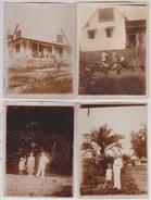Photo - CONGO - 1929-30 - LUKULA - Une Famille Belge . B - Africa